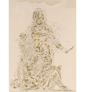 Madonna and Child - Lithografie